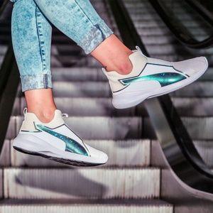 Puma Shoes | Rebel Mid Swan White 7